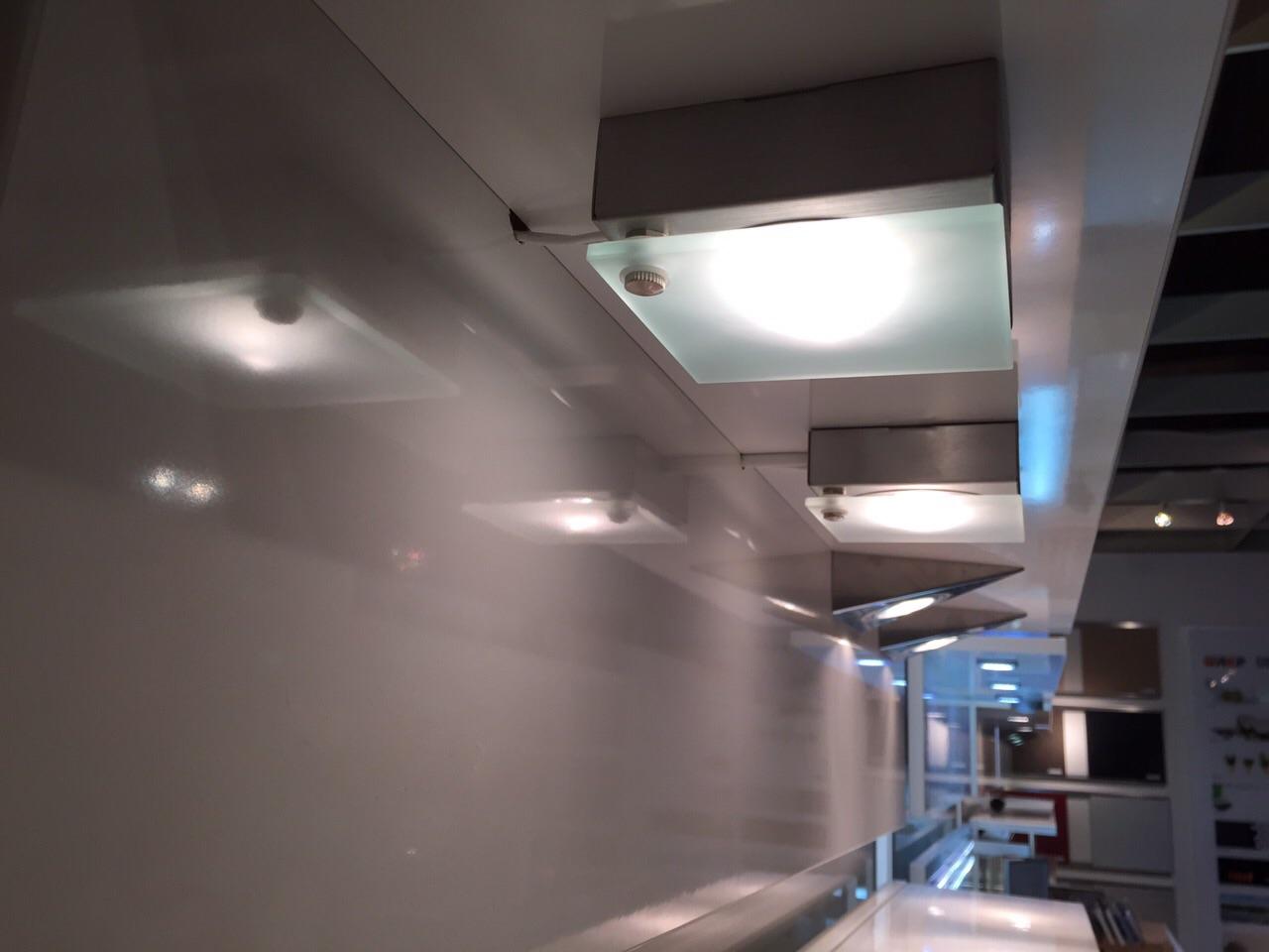 Beleuchtung in der Küche - Küchen-Info