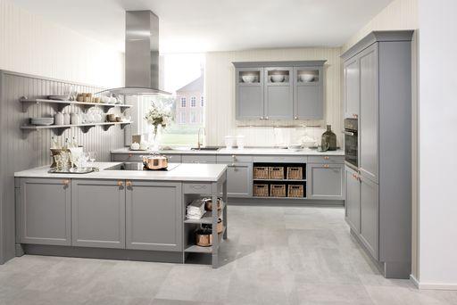 landhaus k chen info. Black Bedroom Furniture Sets. Home Design Ideas