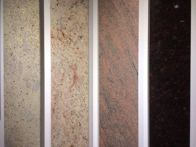 Arbeitsplatten aus Granit/Naturstein - Küchen-Info