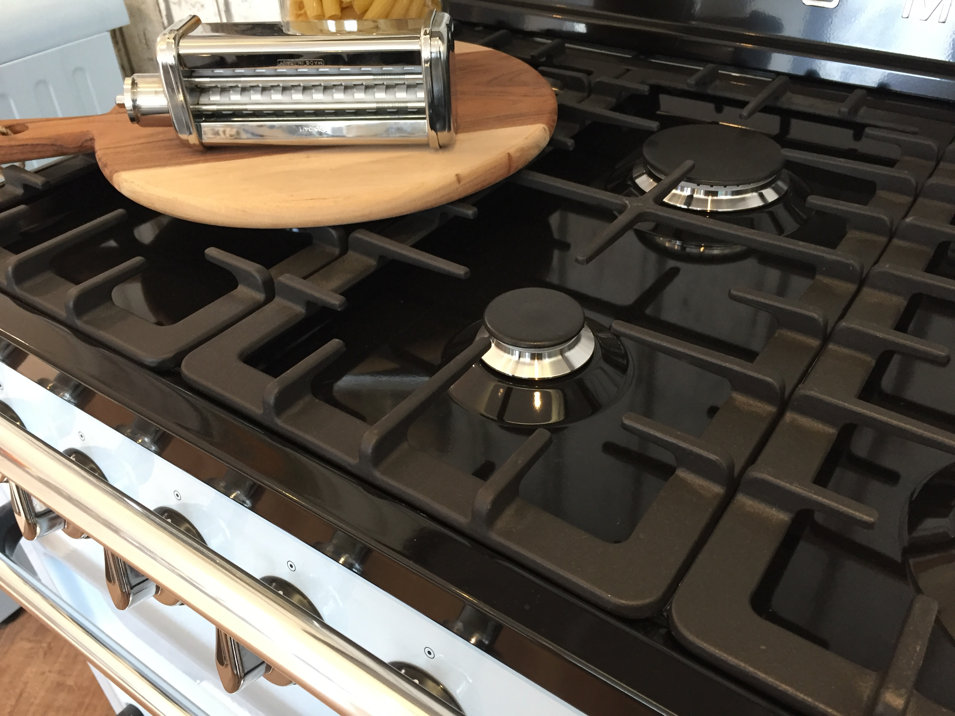 Gaskochfeld in der Küche - Küchen-Info