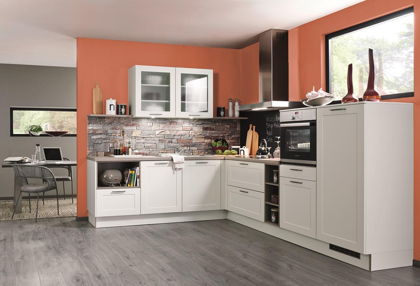 L-Form Küche - Küchen-Info