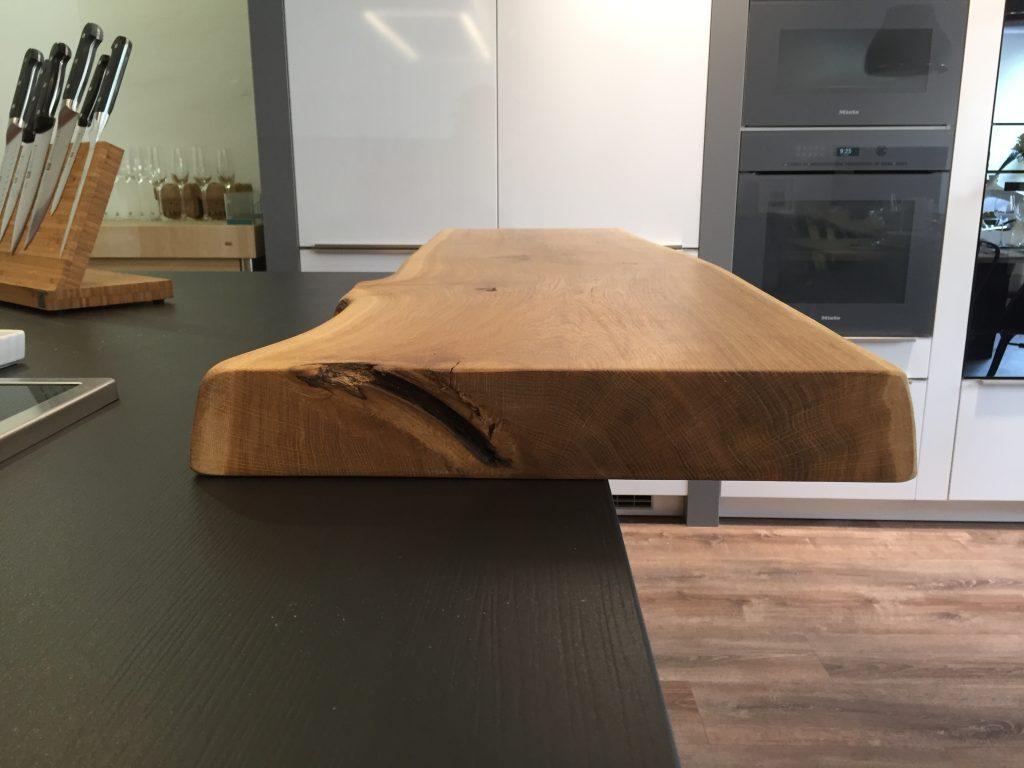 Altholz in der Küche - Küchen-Info